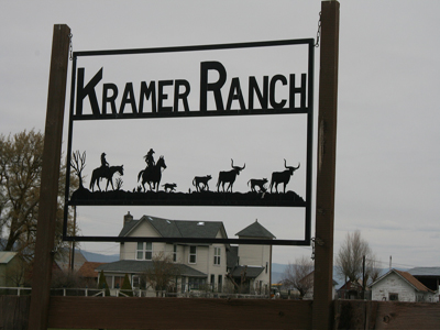 Welcome to Kramer Ranch