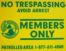 Member sign-in: